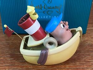 """WDCC Disney """" Tugging and Tooting """" Little Toot from Melody Time -------- NEW"""