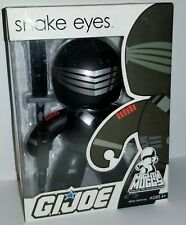 """GI Joe Mighty Muggs Wave 1 Snake Eyes 6"""" w Weapons! ** Please read description!"""