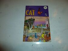 THE ADVENTURES OF FAT FREDDY'S CAT Comic - No 5 - Date 1980 - Hassle Free Press