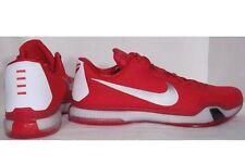 Nike Zoom Kobe X Houston Rockets James Harden PE 16 University Red Silver W