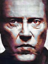 CHRISTOPHER WALKEN ART PRINT POSTER OIL PAINTING LLFF0027