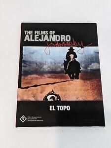 Alejandro Jodorowsky El Topo Rare Cult Film Midnight Movie DVD Region 4