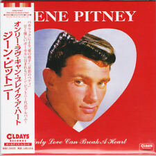 GENE PITNEY-ONLY LOVE CAN BREAK A HEART-JAPAN MINI LP CD BONUS TRACK C94