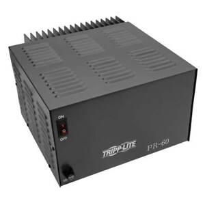 Tripp Lite PR60 DC Power Supply 60A 120VAC to 13.8VDC AC to DC Conversion PR60