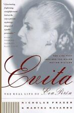 Evita: The Real Life of Eva Peron-ExLibrary
