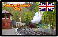 Haverthwaite Chemin de Fer, Cumbria - Souvenir Nouveauté AIMANT Réfrigérateur -