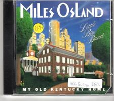 (GM205) Miles Oslamd Little Big Band, My Old Kentucky Home - 1994 CD