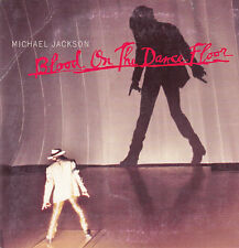 "CD SP 3 T MICKAEL JACKSON  ""BLOOD ON THE DANCE FLOOR"""