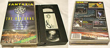 FANTAZIA - The Big Bang - World Tour Part 1 & 2 (VHS Video - Rating E)
