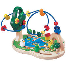Wooden Bead Maze - Paradise 20553 - Educational Toy - 18M+