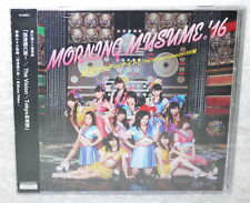 Morning Musume Awa Saturday Night The Vision Tokyo toiu Katasumi Taiwan CD+DVD