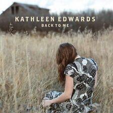 Back To Me Kathleen Edwards Audio CD