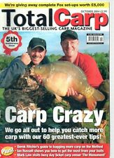TOTAL CARP MAGAZINE - October 2004