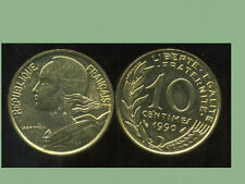 FRANCE  FRANCIA  10 CENTIMES marianne   1990