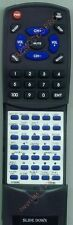 Replacement Remote for TOSHIBA DVRW1SU, DVR4XSC, SER0180, DVR4, DVR4X