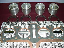 MTC Kawasaki KZ1100A/B/D Big Bore Piston Kit 1135cc