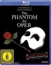 Das Phantom der Oper [Blu-ray] [Special Edition] Gerard Butler  * NEU & OVP *