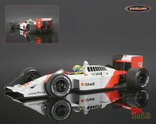 Mclaren-honda mp4/4 f1 campeón mundial 1988 ayrton senna, Minichamps 1:18, 540881812