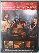 WOODSTOCK JAZZ FESTIVAL - DVD N.00883