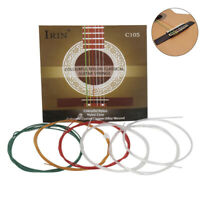 IRIN C105 Rainbow Guitar Strings (.028-.043) Nylon Core Copper Alloy Wound NP YK
