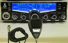 NEW Cobra 29 LX 40 Ch CB Radio + Astatic 636 NC Mic PROFESSIONALLY Peaked/Tuned