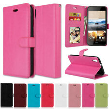 Slim Card Wallet Leather Flip Magnetic Skin Case Cover For HTC One M8 M9 M9 Plus