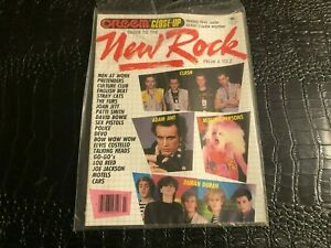 1983 CREEM CLOSE UP GUIDE TO NEW ROCK music magazine CLASH - DURAN DURAN etc