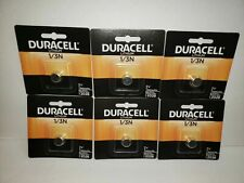 6 pcs Genuine Duracell 3v lithium battery 1/3N DL1/3N CR1/3N 2L76  EXP:2028