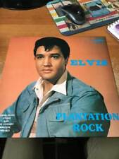 Plantation Rock LP [Unreleased Studio and Live Concert Masters] by Elvis Presley