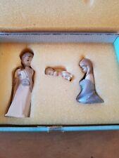 Lladro 5657 Mini Nativity Sagrada Familia Holy Family New in Box
