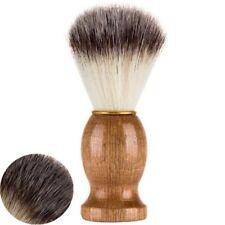 New Pure 100% Badger Hair Shaving Badger Brush for Men's For All Skin Types Wood