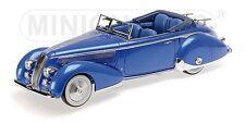 Lancia Astura Tipo 233 Corto 1936 Blue 1:43 Model MINICHAMPS