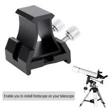 Finderscope Dovetail Plate Telescope Finderscope Mount For Optical Telescope RH