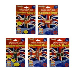 Grow Your Own (London Bus, Queen's Guard,Black Taxi, Telephone or British Bobby)