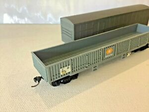 """NSWGR - Two (2) Wagons, One Bogie Louvre, One Bogie Open - """"RCDX""""- KD's, - GC"""