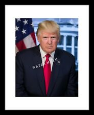 Donald Trump 8x10 Photo Print Picture Portrait US President Make America Great