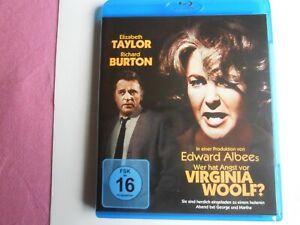 Blu-ray Wer hat Angst vor Virginia Woolf? Richard Burton Elizabeth Taylor