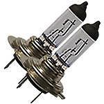 COPPIA di H7 12V 55W LAMPADINE 2 PIN CONNETTORE 477 447 499 Lampadina Alogena