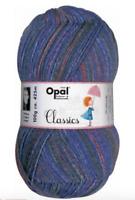 (6,95€/100g) Opal Classics 4-fach 100g - 9065