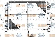 7701038688 7701352366 Radiatore Motore Renault Twingo Prima Serie 1.2 ORIGINALE