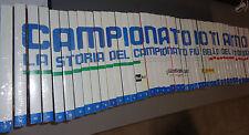 OPERA COMPLETA IN 45 DVD CAMPIONATO IO TI AMO PANINI GAZZETTA TUTTA SIGILLATA
