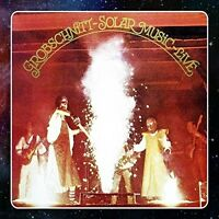 GROBSCHNITT - SOLAR MUSIC-LIVE (2014 REMASTERED) 2 CD NEW+