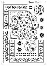 Pergamano Multi Grid No 05 Perforating Parchment 31455