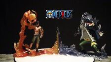 One Piece Ace Teach Blackbeard DXF The Rival Vs 1 Banpresto figure figurine Japn