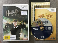 Wii Nintendo Game - HARRY POTTER AND THE ORDER OF THE PHOENIX -  Complete