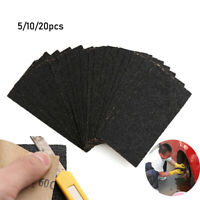 Waterproof Grinding Polishing Tool Sand Paper Sandpaper Abrasive SandPapers