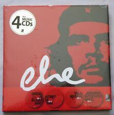 Che by Edel Germany GmbH with 4 Cds SEALED 9783940004185