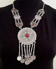 Turkish Made Silver Plated Necklace S1405K