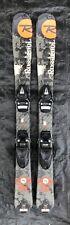 110 cm Rossignol S65 junior skis bindings + boots *JUNIOR PACKAGE*