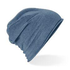 Jersey Beanie Hat Festival Gym Cancer Chemo Alopecia Hair Loss Stretch Cotton
